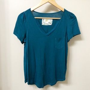 4 for $25 Anthropologie | Maeve Pocket Tee